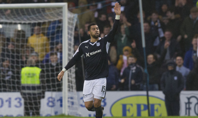 Kane Hemmings is helping to usher in a new era for football in Dundee.