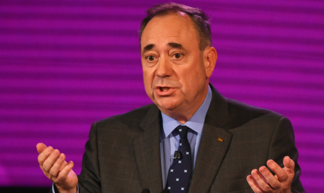 Mystic Eck? Salmond makes his political predictions for 2016.