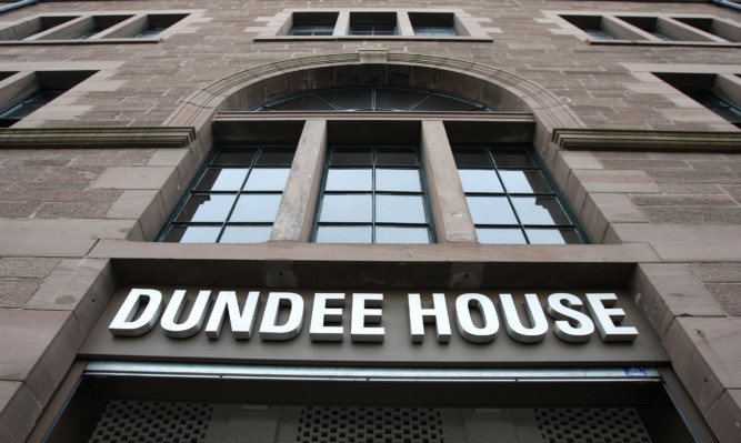 Dundee City Council are making £23 million of cuts.