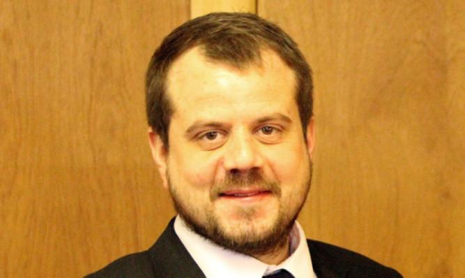 Councillor Craig Melville