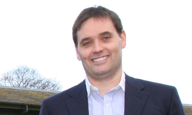 Aberdeen businessman Calum Melville.