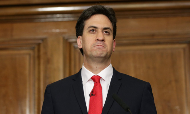 The perception that Ed Miliband was not as strong a leader as David Cameron was identified as one of the reasons for the defeat.