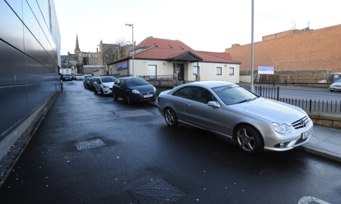 Councillors are hoping to solve the parking problem near the leisure centre.