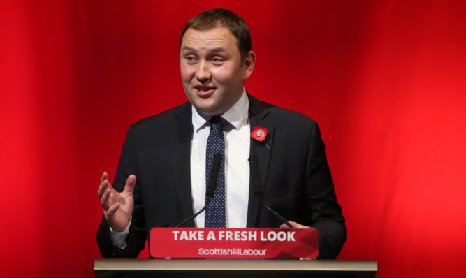 Ian Murray, Labours only MP in Scotland, who has argued for something a bit more than the Smith Commission.