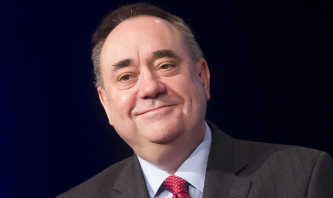 In/out?  - Salmond thinks they are as bad as each other.
