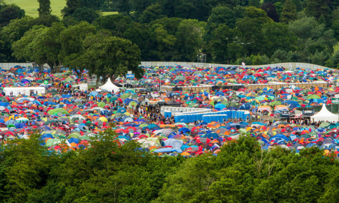 The majority of the serious incidents happened in the campsite.