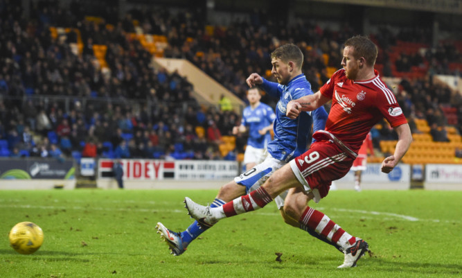 Adam Rooney's second goal proved to be the winner.