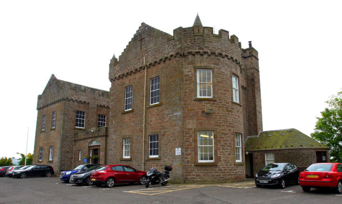 Hadden had two years added to his sentence after being found guilty of trying to flee from Castle Huntly.