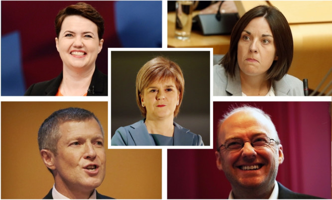 The leaders' debate will take place at the end of March.