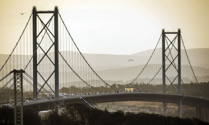Restrictions on the Forth Road Bridge will be lifted over the weekend.