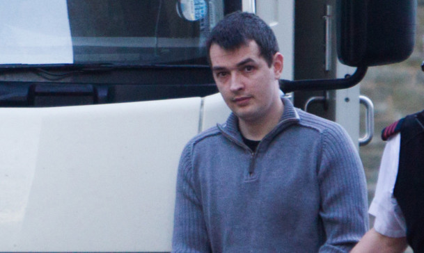 William Smith appeared at Forfar Sheriff Court for a number of offences.