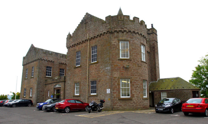 Castle Huntly is leading the way in tackling the problem, says the Scottish Prison Service.