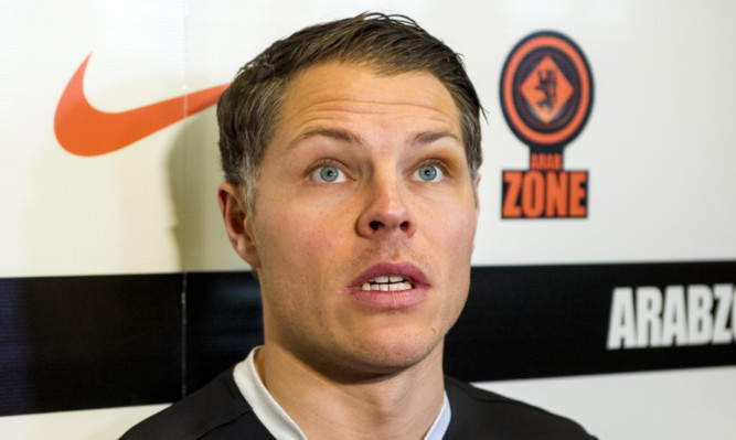 Rankin wants his fellow players to give 100%.