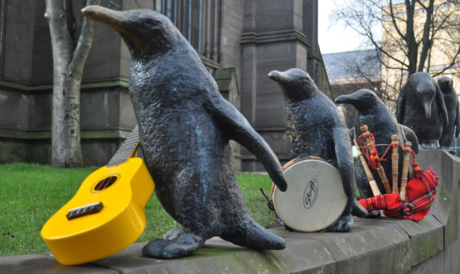 The project hopes to improve Dundee's reputation as a live music city.