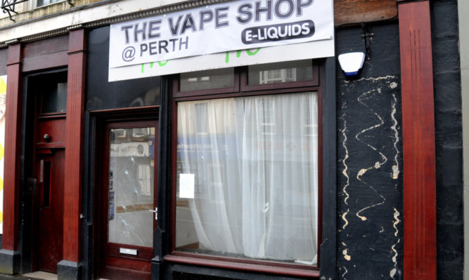 The Vape Shop is reported to have shut for good.