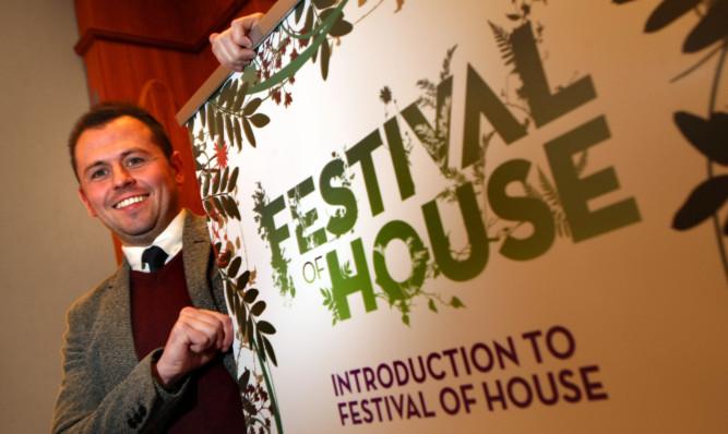 Festival director Craig Blyth.
