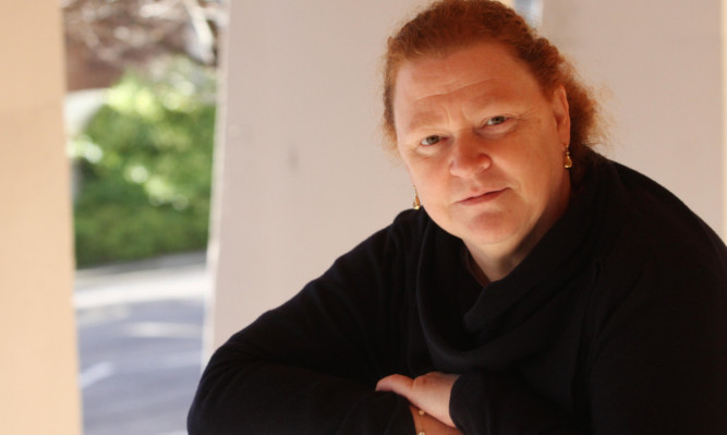 Professor Sue Black, Dundee University