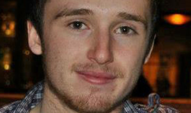David O'Halloran died while returning from a night out in Stirling.