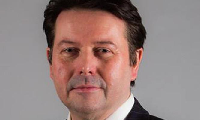 Coatbridge, Chryston and Bellshill MP Phil Boswell.