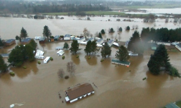 Blairgowrie company Wood Leisures Deeside Holiday Park was engulfed on December 30, leaving an estimated £3m flood repair bill.