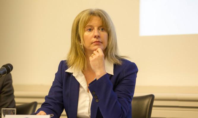 Health Secretary Shona Robison.