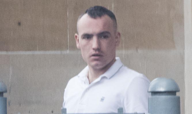 Brian Richardson at Dundee Sheriff Court.