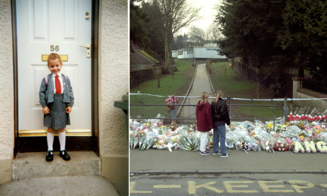 Victoria was one of the children who were murdered at Dunblane 20 years ago.