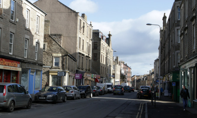Some of the businesses on Perth Road fear the multi-million-pound works could hit trade.