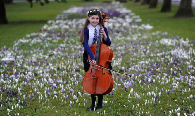 It is feared cuts to music services would in future stop pupils, like Brooke McDonald from Viewlands Primary School who competed in the cello solo, elementary class, from taking part in events such as Perform in Perth.