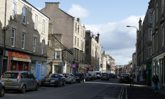 Businesses on Perth Road are concerned about the impact of the upcoming roadworks.
