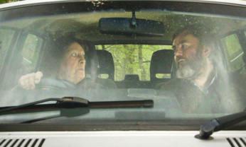 Sheila Stewart and Aidan Moffat have a showdown in Perthshire