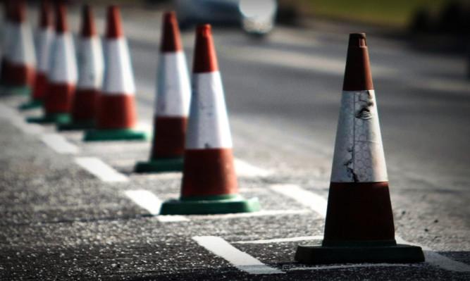The roadworks will begin next month.