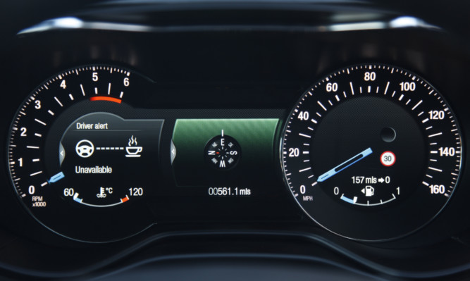 As long as your car is modern you can trust your speedometer.