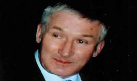 Brian McKandie     was found dead in Rothienorman on March 12.