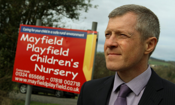 Willie Rennie called for Fife Council to act in a bid to help those affected.