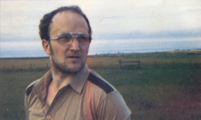Sandy Drummond's body was found near his cottage in 1991.