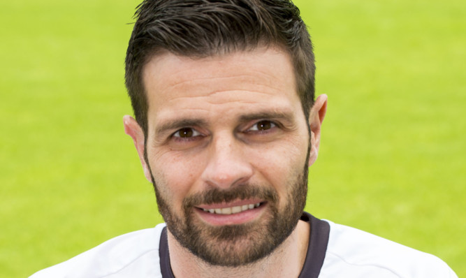 Steven Craig: brought Forfar level in the 80th minute.