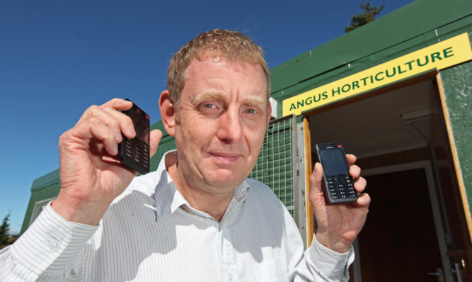 Stephen Appletons business was left without a functioning phone service for three months.