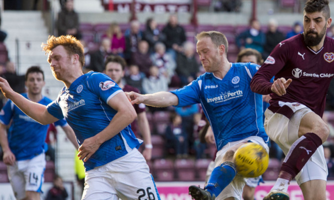 Liam Craig and Steven Anderson will miss Saturday's derby.