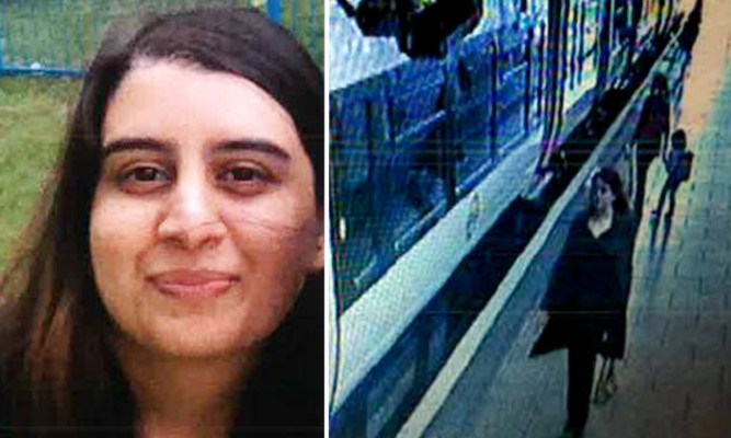 Saima Ahmed was reported missing at the end of August.