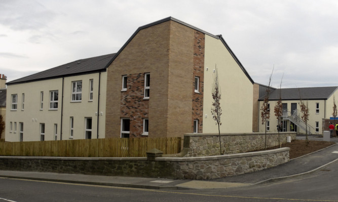 The final phase of a Perth affordable housing project at Jeanfield Road has been completed.