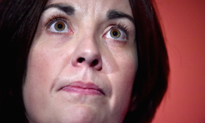 Scottish Labour leader Kezia Dugdale.