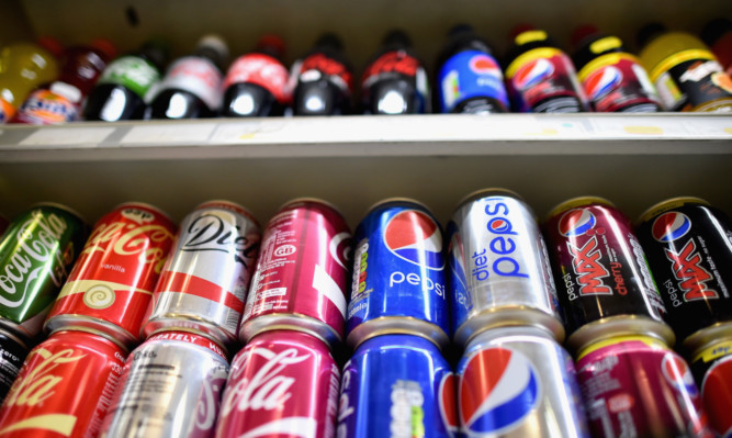 The sugar tax is a must if we are to tackle obesity in this country, Sir Menzies believes.