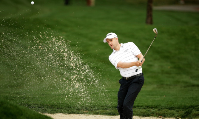 Russell Knox is loving Augusta but looking forward to getting home for the Scottish Open in July.