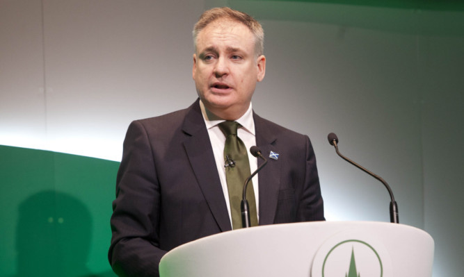Rural Affairs Secretary Richard Lochhead has found himself presiding over a crisis caused by the catastrophic failure of the £178m IT system.