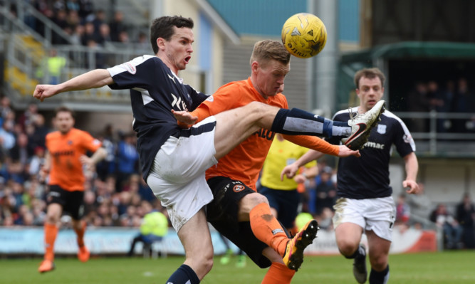 The next Dundee derby could send United down.