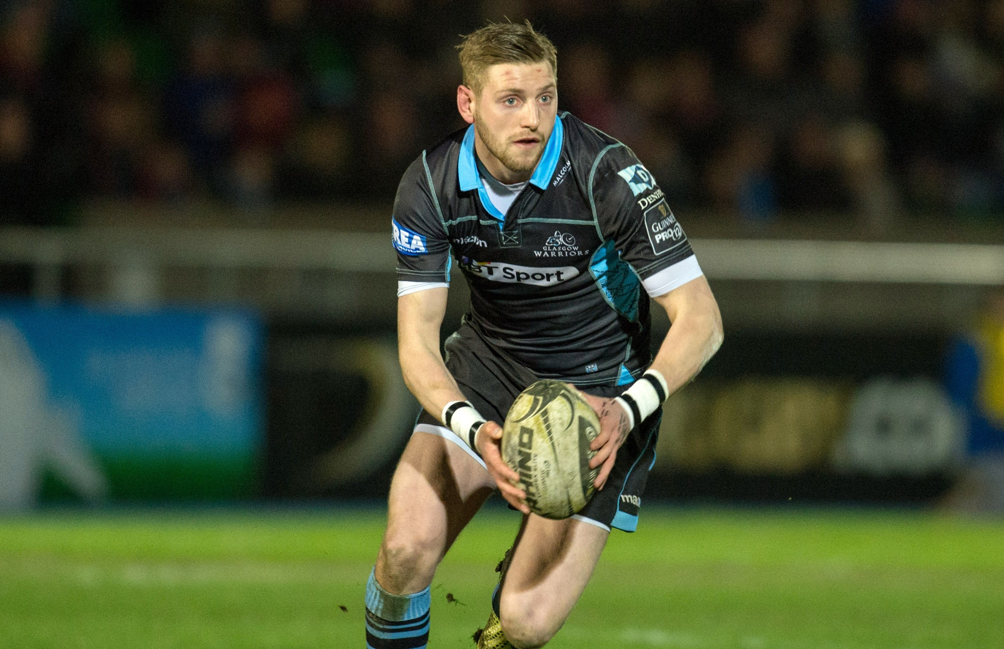 Finn Russell; will miss Scotland's two tests in Japan.