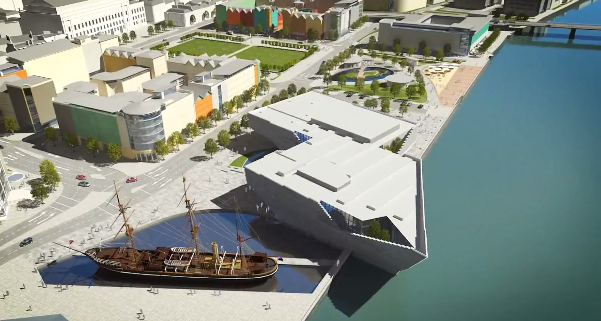 The hospitality sector is being targeted in the next round of Dundee Waterfront investment roadshows.