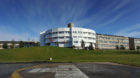 Ninewells Hospital in Dundee.