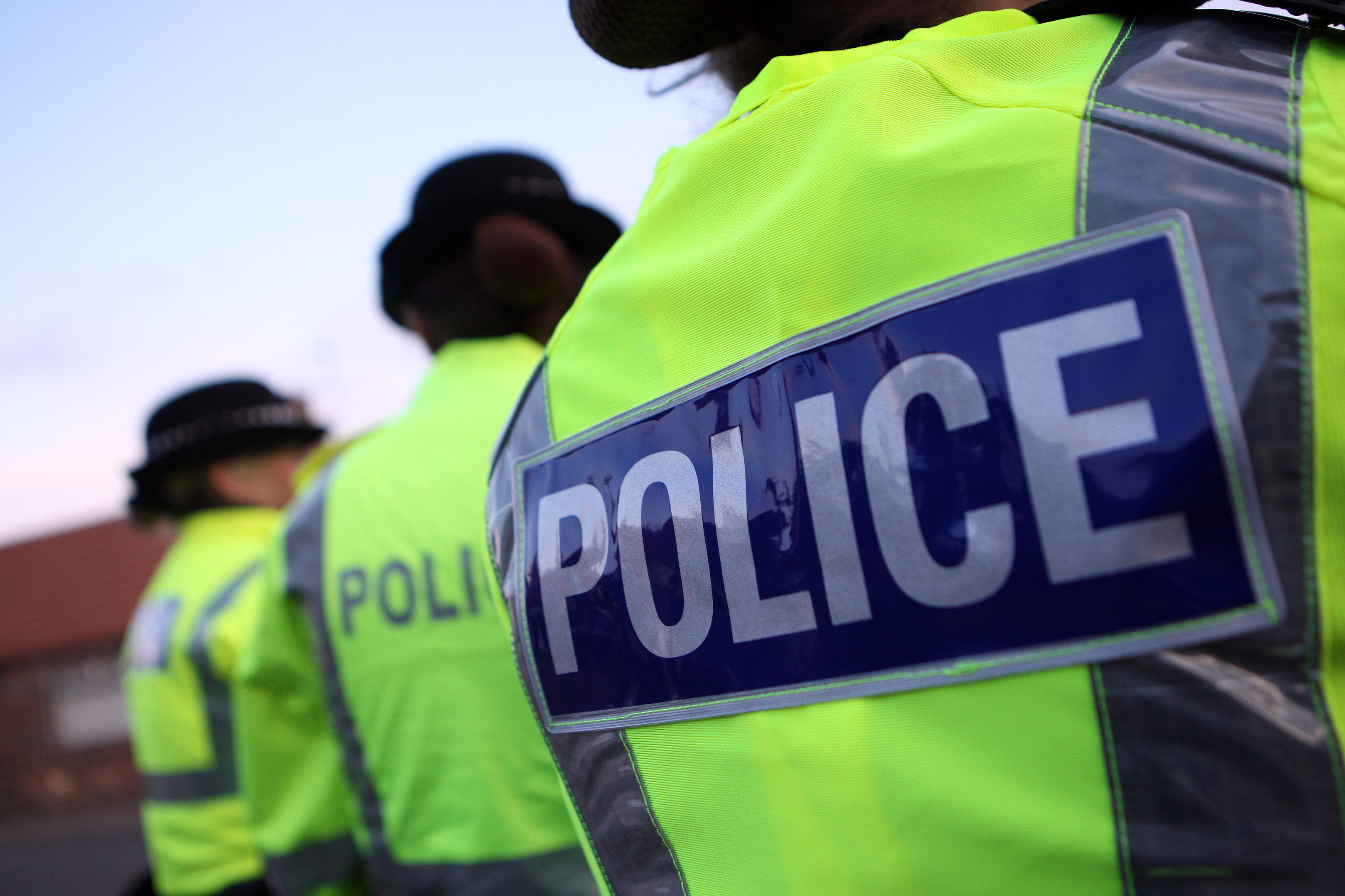 High visibility patrols will be carried out following second robbery